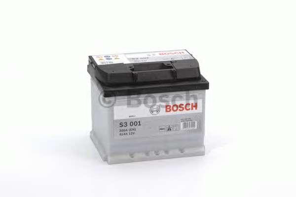 Запчасть 0092s30010 bosch Стартерная аккумуляторная батарея; Стартерная аккумуляторная батарея