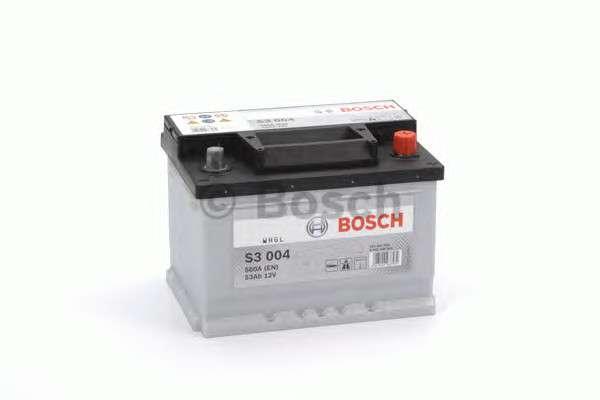 BOSCH 0 092 S30 041 Стартерная аккумуляторная батарея; Стартерная аккумуляторная батарея