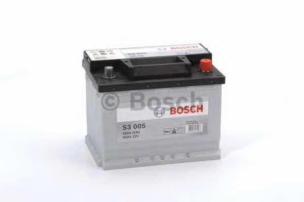 BOSCH 0 092 S30 050 Стартерная аккумуляторная батарея; Стартерная аккумуляторная батарея