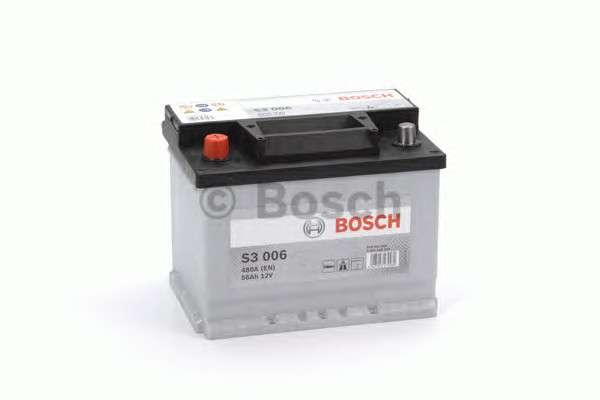 BOSCH 0 092 S30 060 Стартерная аккумуляторная батарея; Стартерная аккумуляторная батарея