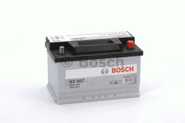 BOSCH 0 092 S30 070 Стартерная аккумуляторная батарея; Стартерная аккумуляторная батарея