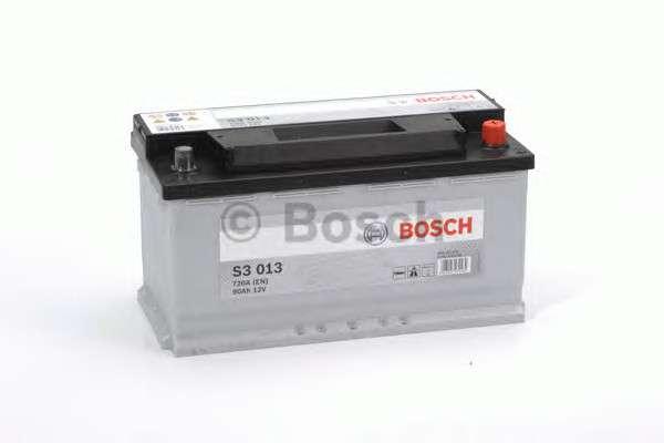 BOSCH 0 092 S30 130 Стартерная аккумуляторная батарея; Стартерная аккумуляторная батарея