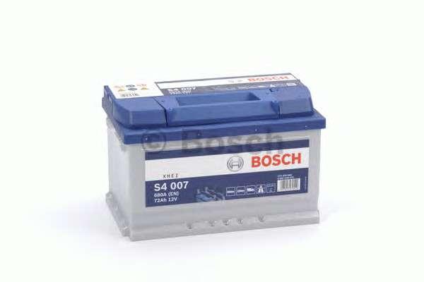 BOSCH 0 092 S40 070 Стартерная аккумуляторная батарея; Стартерная аккумуляторная батарея