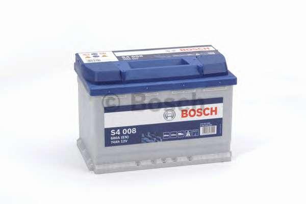 BOSCH 0 092 S40 080 Стартерная аккумуляторная батарея; Стартерная аккумуляторная батарея