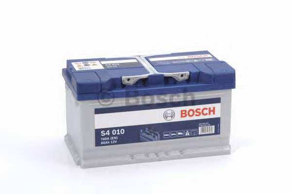 BOSCH 0 092 S40 100 Стартерная аккумуляторная батарея; Стартерная аккумуляторная батарея