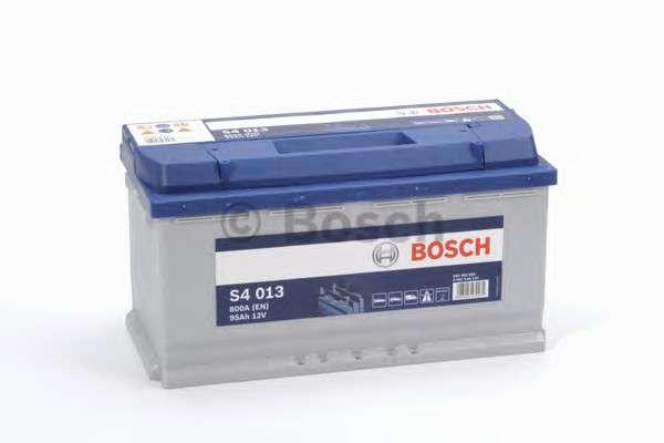 BOSCH 0 092 S40 130 Стартерная аккумуляторная батарея; Стартерная аккумуляторная батарея