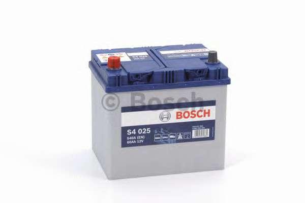 BOSCH 0 092 S40 250 Стартерная аккумуляторная батарея; Стартерная аккумуляторная батарея