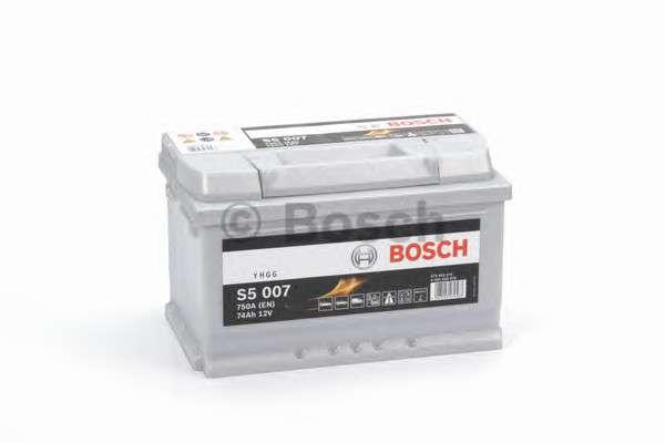 BOSCH 0 092 S50 070 Стартерная аккумуляторная батарея; Стартерная аккумуляторная батарея