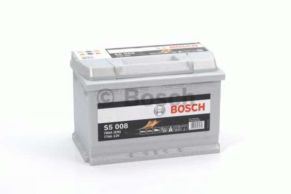 BOSCH 0 092 S50 080 Стартерная аккумуляторная батарея; Стартерная аккумуляторная батарея