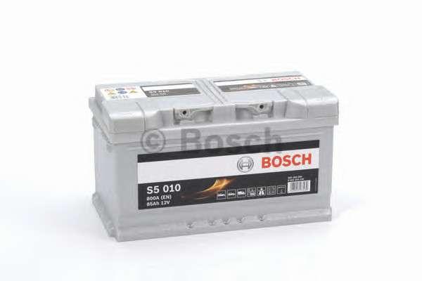 BOSCH 0 092 S50 100 Стартерная аккумуляторная батарея; Стартерная аккумуляторная батарея