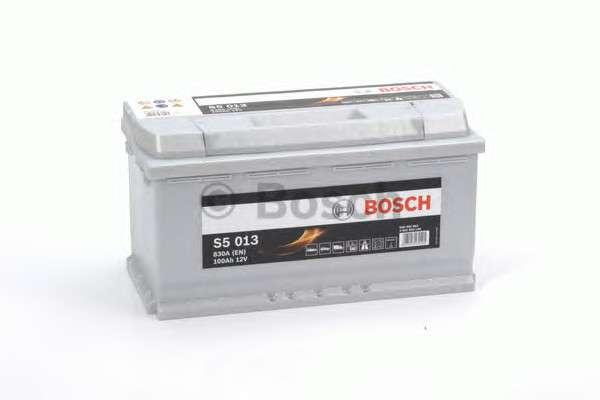 BOSCH 0 092 S50 130 Стартерная аккумуляторная батарея; Стартерная аккумуляторная батарея