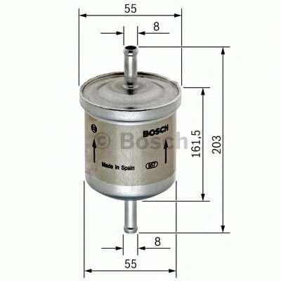 BOSCH 0 450 905 901 Топливный фильтр