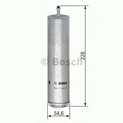BOSCH 0 450 906 457 Топливный фильтр
