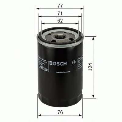 BOSCH 0 451 103 259 Масляный фильтр