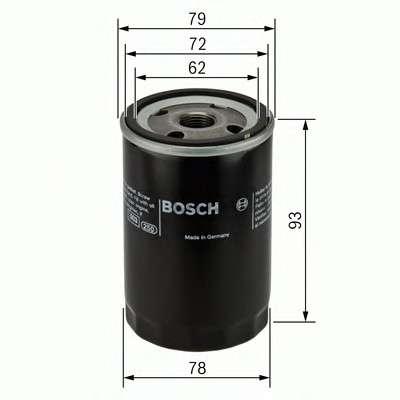 BOSCH 0 451 103 363 Масляный фильтр