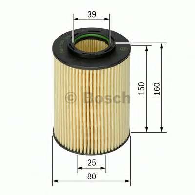 BOSCH 1 457 429 141 Масляный фильтр