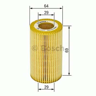 BOSCH 1 457 429 249 Масляный фильтр