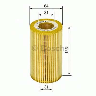BOSCH 1 457 429 252 Масляный фильтр
