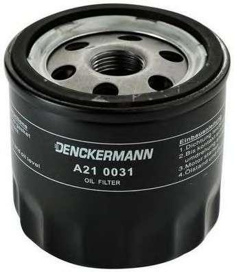 Запчасть a210031 denckermann Масляный фильтр