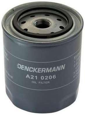 Запчасть a210206 denckermann Масляный фильтр