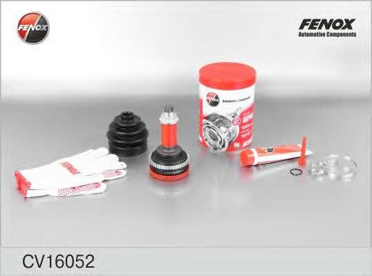 FENOX CV16052 Шарнирный комплект, приводной вал