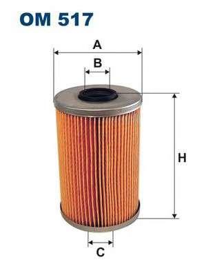 FILTRON OM517 Масляный фильтр