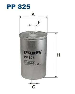 FILTRON PP825 Топливный фильтр