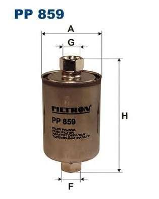 FILTRON PP859 Топливный фильтр