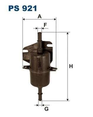 FILTRON PS921 Топливный фильтр