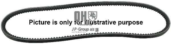 JP GROUP 1118000300 Клиновой ремень