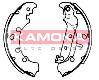 KAMOKA JQ202028 Комплект тормозных колодок