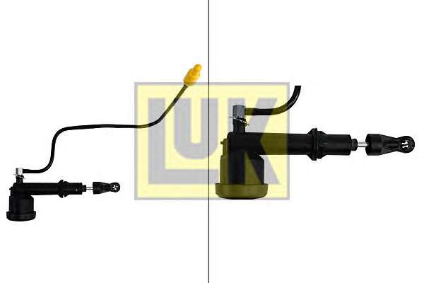LuK 511 0142 10 Главный цилиндр, система сцепления