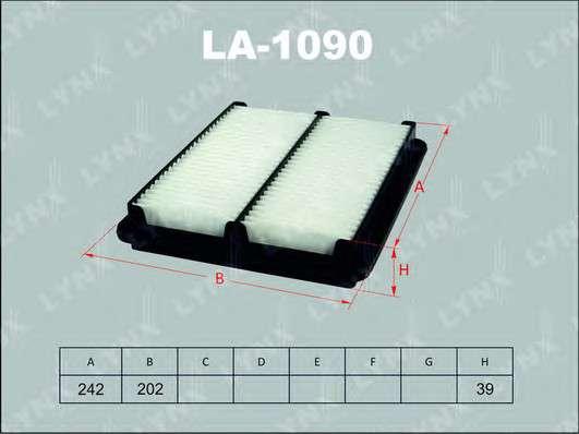 LYNXauto LA-1090 Воздушный фильтр