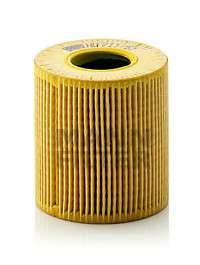Запчасть hu71151x mannfilter Масляный фильтр