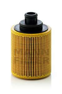 MANN-FILTER HU 712/7 x Масляный фильтр