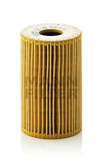 MANN-FILTER HU 715/4 x Масляный фильтр