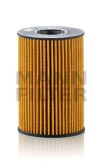 MANN-FILTER HU 8007 z Масляный фильтр