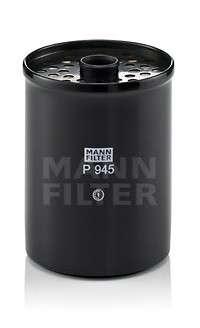 Запчасть p945x mannfilter Топливный фильтр