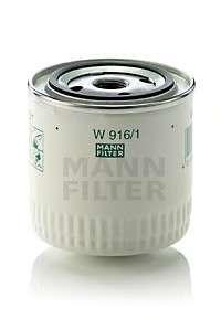 MANN-FILTER W 916/1 Масляный фильтр