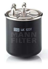 MANN-FILTER WK 820/1 Топливный фильтр