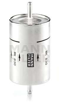 MANN-FILTER WK 830 Топливный фильтр