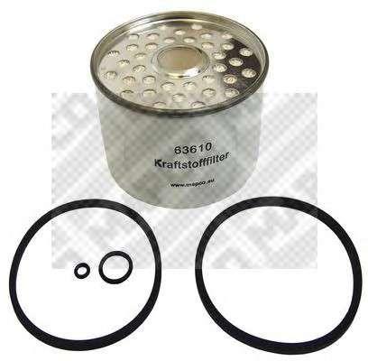 MAPCO 63610 Топливный фильтр
