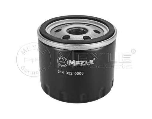 MEYLE 214 322 0006 Масляный фильтр