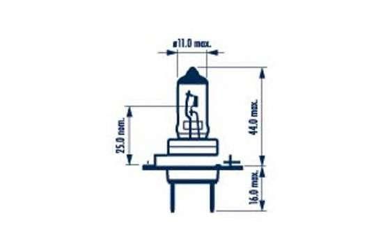 NARVA 48339 Лампа накаливания, фара дальнего света; Лампа накаливания, основная фара; Лампа накаливания, противотуманная фара; Лампа накаливания, основная фара; Лампа накаливания, фара дальнего света; Лампа накаливания, противотуманная фара; Лампа накаливания, фара с