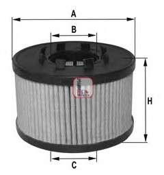 SOFIMA S 5043 PE Масляный фильтр