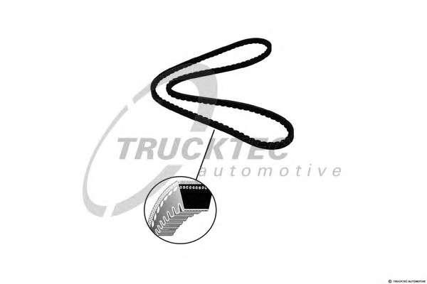 TRUCKTEC AUTOMOTIVE 01.19.183 Клиновой ремень