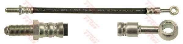 TRW PHD677 Тормозной шланг