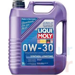 Масло моторное синтетическое Liqui Moly Synthoil Longtime 0W-30, 5л в Харькове
