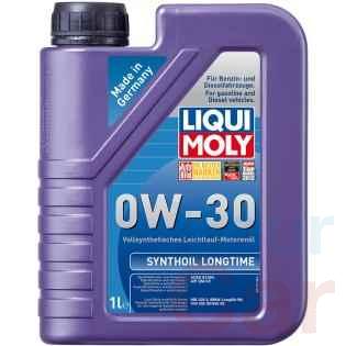 Масло моторное синтетическое Liqui Moly Synthoil Longtime 0W-30, 1л в Харькове