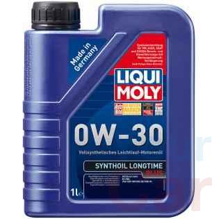 Масло моторное синтетическое Liqui Moly Synthoil Longtime Plus 0W-30, 1л в Харькове